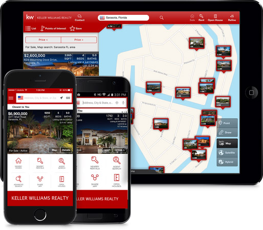 Keller Williams App